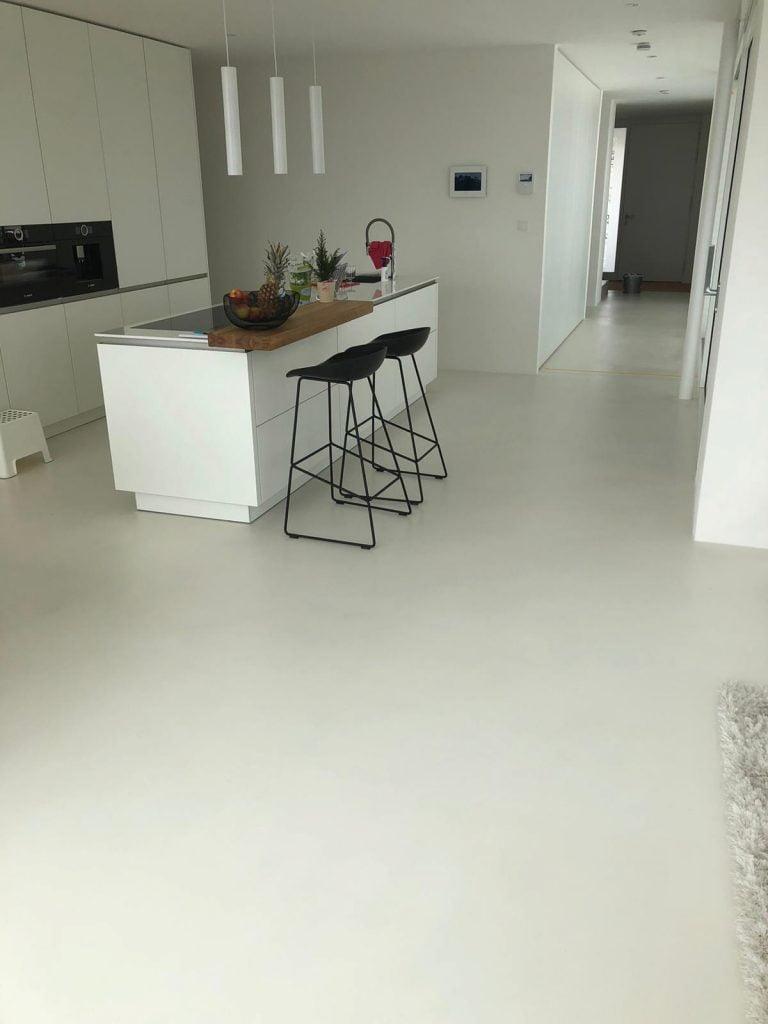 design beton cire boden in nordrhein westfalen