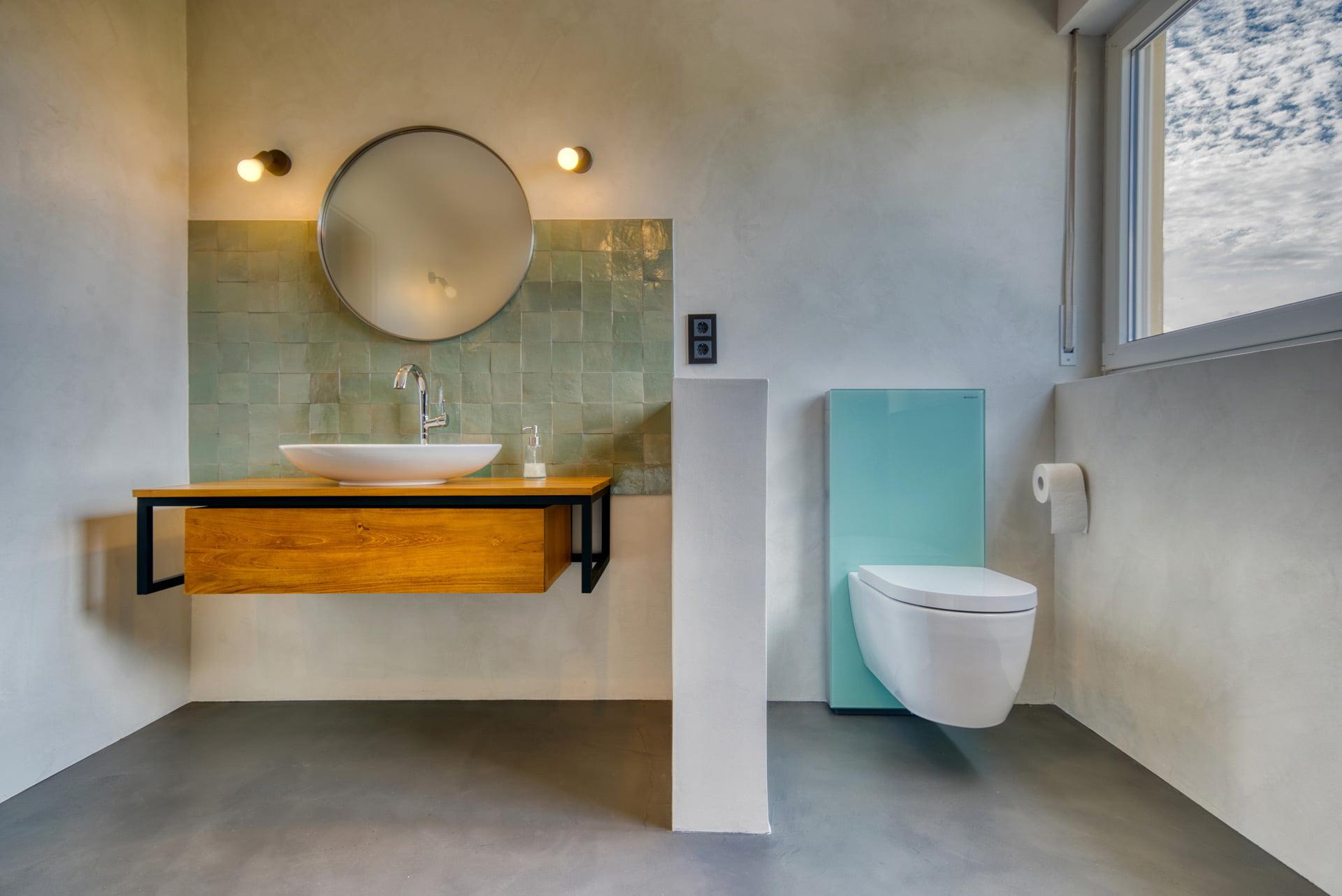 betonoptik badezimmer raumkonzept luxemburg