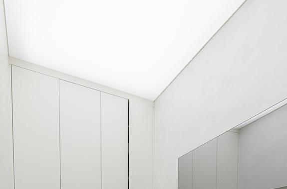 plafond tendu rétro-éclairé