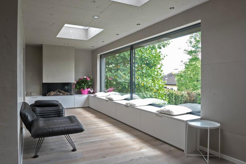 premium beton wandgestaltung raumkonzept luxemburg
