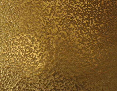 wandgestaltung mit Gold raumkonzept luxemburg